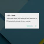 FlighFeeder Popup