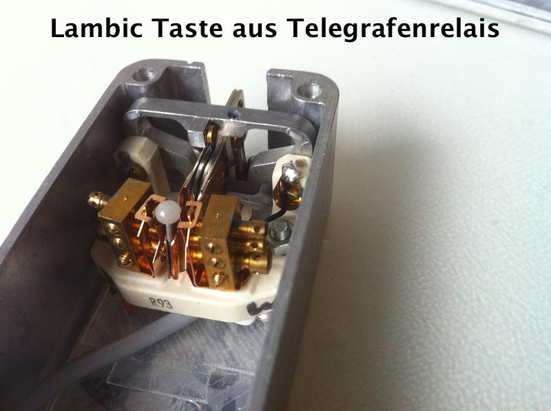 Iambic Taste