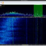 JT65 Signale auf 20m mit dem SDRplay empfangen