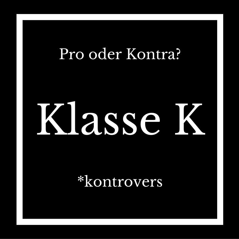 Klasse K: Meine Meinung. Deine Meinung? › HAMSPIRIT.DE