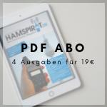 PDF Abo nur 19€ pro Jahr