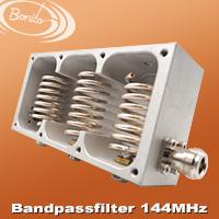BANDPASSFILTER 144MHZ (2 METER) - ULTRA HI-Q FILTER