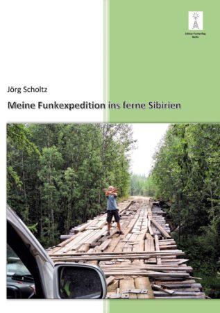 Bild vom Titel des Buches: Meine Funkexpedition ins ferne Sibirien